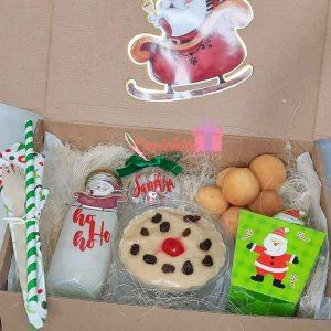 Caja delicias navideñas